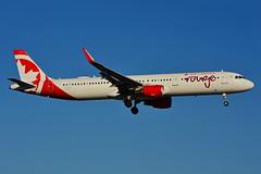 C-GHQG (Air Canada Rouge) (Steelhead 2010) Tags: airbus aircanada rouge a321200 a321 yyz creg cghqg