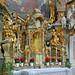 Kloster Ettal (34) - Innenansicht - Seitenaltäre