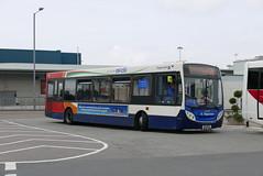 WA11BYB Stagecoach Devon 36235 (neiljennings51) Tags: exeter devon airport st davids railway station alexander dennis enviro 200 bus service 56 psv