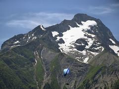 2019 07 08 La Muzelle (phalgi) Tags: france rhône alpes isere les2alpes lesdeuxalpes alpski snow ski sport glacier montagne meteo massif muzelle ciel climat canicule parapente neige parc national écrins exterieur