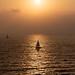 Anochecer en el Mediterráneo