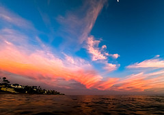 World Of Colors. (davidweedallphotography) Tags: photohopexpress world california nature clouds swimming fun amazing earth cliffs palmtrees nature'sbest ocean light sunset sea summer seascape beach water colors beautiful landscape photography surfing thebeach oceanphotography beachphotography