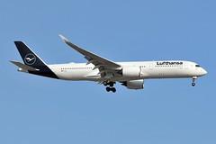 D-AIXL Airbus A350-941 at CYYZ (yyzgvi) Tags: daixl airbus a350941 deutsche lufthansa cyyz yyz toronto pearson mississauga ontario