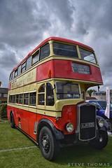 All aboard! (Steve.T.) Tags: bus bristolbus doubledeckerbus maldoncarshow publictransport omnibus nikon d7200 sigma18200 maldon essex transport vintage retro