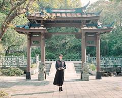 https://www.instagram.com/kaku_foto/ (カク チエンホン) Tags: film portrait people portra400 pentax 67 taiwan taipei girl