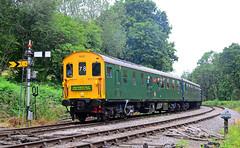 Middle Forge Junction. (curly42) Tags: 1001 demu hastingsunit class201 railway dfr middleforgejunction deanforestforay railtour excursion