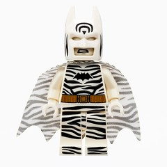 Zebra Batman Is The Second 2019 SDCC Exclusive LEGO Minifig (fbtb) Tags: