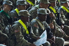 2nd Regiment, Basic Camp Cadets Recieving Land Navigation Training (armyrotcpao) Tags: cst2019 2019 2ndregiment army armyrotc cadet fortknox kentucky landnavigation mapreading basiccamp