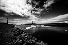 Island2018_BW0768 (schulzharri) Tags: iceland island schwarz weis black white landscape landschaft nord stein stone rock felsen eis ice