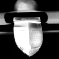 Is this a letter opener I see before me... (189/365) (robjvale) Tags: 365the2019edition 3652019 day189365 08jul19 project365 dagger nikon d3200 werehere wah danger macromondays hereios shakespeare