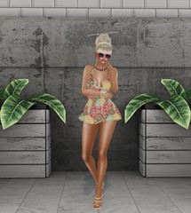 Designer Showcase July Part 1 1 (Treycee Melody) Tags: sunglasses fashion shopping necklace outfit shoes style jewelry event rings secondlife accessories bracelets earrings romper designershowcase womens backdropcove