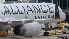 29573 • Star Alliance 757 (N14120) (Visual Approach Graphics & Imaging) Tags: fortlauderdale fll kfll ual ua unitedairlines staralliance 757200 757224 wl
