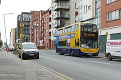 EV 83 Sheriff Street Upper 08/07/19 (Csalem's Lot) Tags: sheriffstreet northwall ev83 53a dublin bus enviro400 ev dublinbus volvo