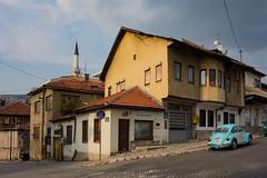 Sarajevo - Ulica Kovači (Añelo de la Krotsche) Tags: sarajevo ulicakovači bosnaihercegovina bosnieherzégovine vw vwcoccinelle vwbeetle vwkäfer vocho