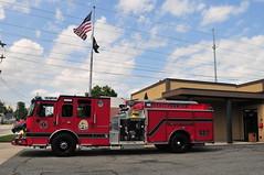 Levittown Fire Department Engine 627 (Triborough) Tags: ny newyork levittown nassaucounty lfd levittownfiredepartment engine firetruck pierce fireengine enforcer engine627