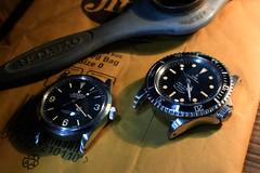 tudor_DSC_3079 (ducktail964) Tags: tudor 7928 submariner vintage antique rolex 1016 explorer 369dial taiwan