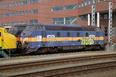 ACTS 6705 Amersfoort (daveymills37886) Tags: acts 6705 amersfoort 6393 nmbs