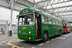 RF600 NLE600 (PD3.) Tags: rf600 rf 600 nle600 nle aec regal london transport eastbourne classic bus buses running day east sussex preserved