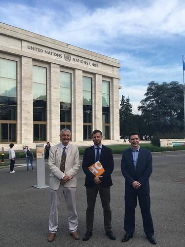 08.07.2019 HO en la 41ª sesión de la Comisión de los Derechos Humanos en la ONU (Ginebra)