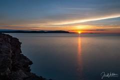 Presque Isle Sunset (jonwhitaker74) Tags:
