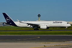 D-AIXN (Lufthansa) (Steelhead 2010) Tags: lufthansa airbus a350 a350900 yyz dreg daixn