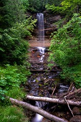 Munising Falls (jonwhitaker74) Tags: