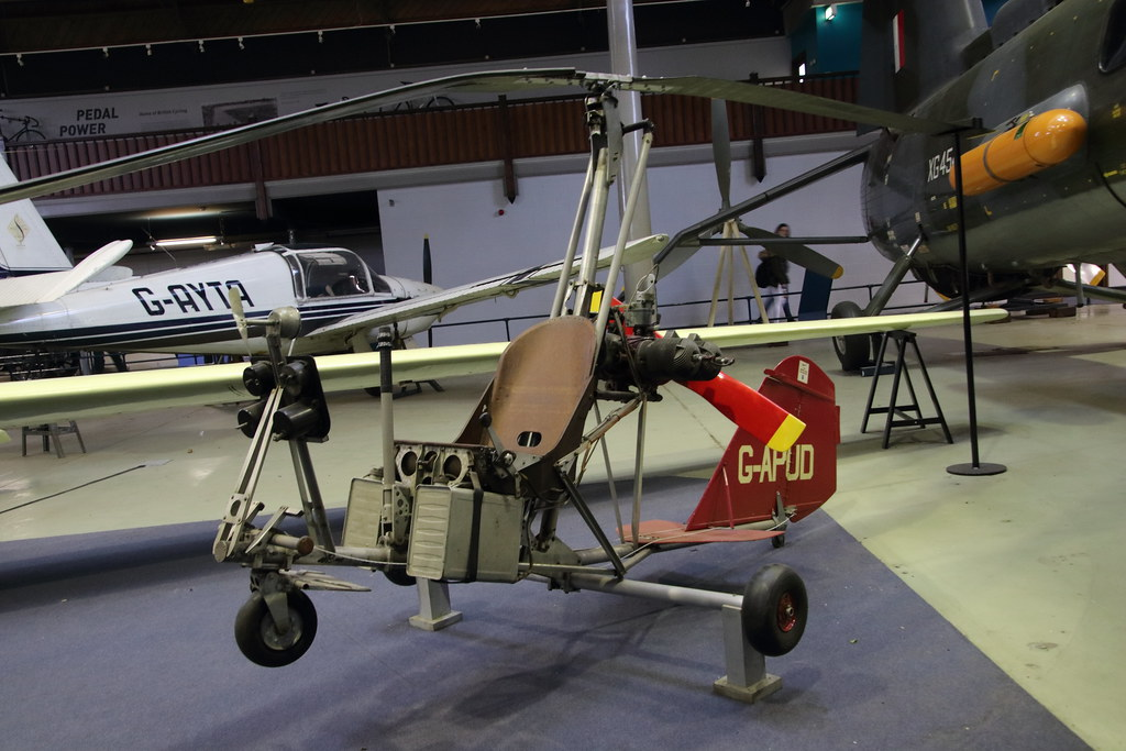 The World's most recently posted photos of autogyro and flight