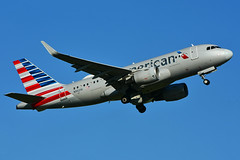 N9021H (American Airlines) (Steelhead 2010) Tags: americanairlines airbus a319100 a319 yyz nreg n9021h