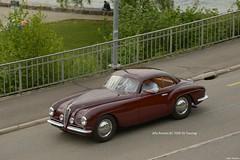 1948 Alfa Romeo 6C - 2500SS Villa d'Este (pontfire) Tags: 1948 alfa romeo 6c 2500 ss coupé 48 very très rare rallye du concours d'élégance suisse 2019 château de coppet 2500ss villa deste albert streminski dr