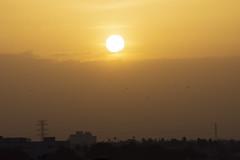 Amanecer en Valencia 09 (dorieo21) Tags: sunrise amanecer aurore cloud nube nuage sun sol soleil nikon d7200 sky cielo ciel