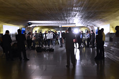 "Túnel do Tempo do Senado Federal • <a style=""font-size:0.8em;"" href=""http://www.flickr.com/photos/100019041@N05/48233646741/"" target=""_blank"">View on Flickr</a>"