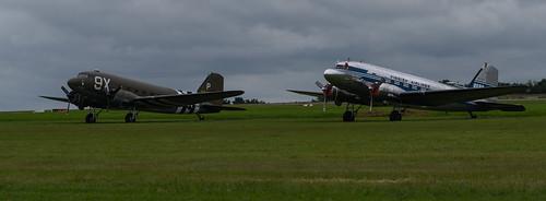 "Douglas DC-3 ""Hotelli"" 1942"