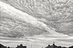 189/365 (Charlie Little) Tags: p365 project365 huaweip20pro nightmode blackandwhite bw mono sky clouds atmosphere atmospheric cameraphone mobilephotography leica carlisle cumbria