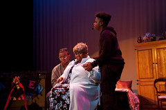APITHTCO_Old Timers-1265 (apithtco) Tags: 150wmainst 16gbcard 1755f28 aplaceinthehearttheatrecompany actors actresses clientele oldtimerstheplay prestonlcoghill turnagetheater turnagetheaterfoundation apscsizedsensor auditorium blackfemales blackmales canon28135mmf3556 canon40d canon420exspeedlight canonefs1755f28isusm canonrebelxt canonspeedlight cfcard compactflashcardtest croppedframecamera croppedsensorlens efs1755mmf28 fullframelens memorycardtest northcarolina sandisk sandisk2gbcard sandisk4gbcard sandiskultra16gbcompactflashcard sandiskultraii2gb sandiskultraii4gb speedlight stage stageplay theatre washington zoomlens