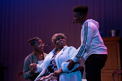 APITHTCO_Old Timers-1163 (apithtco) Tags: 150wmainst 16gbcard 1755f28 aplaceinthehearttheatrecompany actors actresses clientele oldtimerstheplay prestonlcoghill turnagetheater turnagetheaterfoundation apscsizedsensor auditorium blackfemales blackmales canon28135mmf3556 canon40d canon420exspeedlight canonefs1755f28isusm canonrebelxt canonspeedlight cfcard compactflashcardtest croppedframecamera croppedsensorlens efs1755mmf28 fullframelens memorycardtest northcarolina sandisk sandisk2gbcard sandisk4gbcard sandiskultra16gbcompactflashcard sandiskultraii2gb sandiskultraii4gb speedlight stage stageplay theatre washington zoomlens
