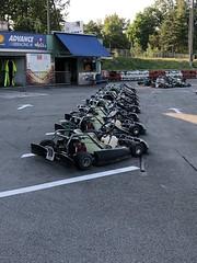 Kartfahren 2019
