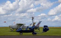 G-DUDI MTO, Scone (wwshack) Tags: egpt gyro gyrocopter gyroplane mto psl perth perthkinross perthairport perthshire rotorsport scone sconeairport scotland autogyro gdudi