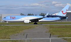 TUIfly Nordic SE-RNC, OSL ENGM Gardermoen (Inger Bjørndal Foss) Tags: sernc tuifly nordic boeing 767 osl engm gardermoen