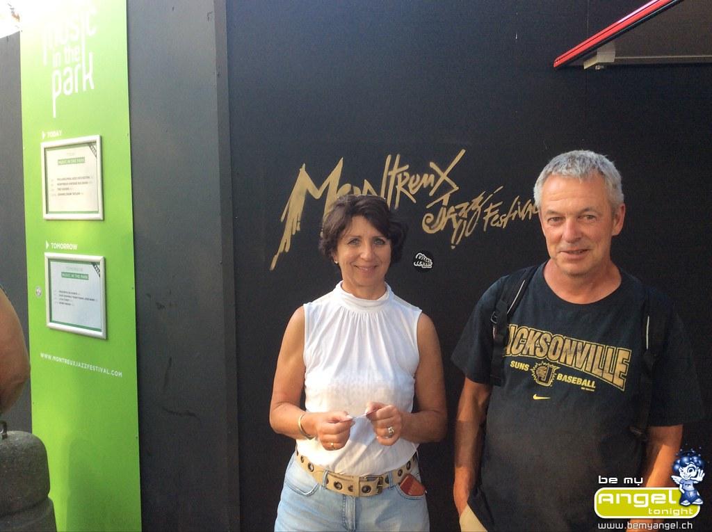 Montreux Jazz Festival - Lundi 8 Juillet 2019