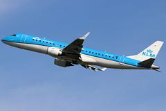 PH-EZK_05 (GH@BHD) Tags: phezk embraer erj190 erj190100std klmcityhopper kl klm royaldutchairlines bhd egac belfastcityairport aircraft aviation airliner regionaljet