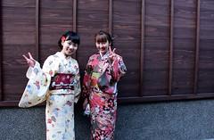 Japan- Kanazawa (venturidonatella) Tags: japan kanazawa giappone asia persone people gentes gente ritratto ritratti portraits portrait colori colors nikon nikond500 d500 ragazze girls donne women woman donna saluto sorriso smile geisha geishe