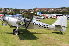 G-BVCT (GH@BHD) Tags: gbvct denneyaerocraft denney denneykitfoxmk4 kitfox newtownardsairfield newtownards ulsterflyingclub aircraft aviation