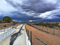 Desert Storm Coming_01 (brucekester@sbcglobal.net) Tags: henderson nevada storm stormclouds lasvegas iphone6plus iphone