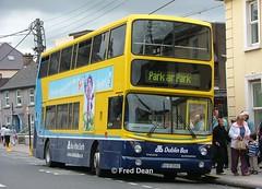 Dublin Bus AV262 (02D20262). (Fred Dean Jnr) Tags: dublinbusyellowbluelivery dublinbus volvo b7tl bus alexander alx400 av262 02d20262 parnellstreetwaterford july2005 waterford busathacliath dbrook sj02ahw