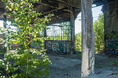 KeweenawAdventures2018_JeremiahHeiss-39.jpg (jeremiahheiss) Tags: summer overgrown mining urbanspelunking keweenaw july upperpeninsula industrial abandoned michigan usa