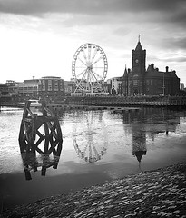 "Cardiff Bay <a style=""margin-left:10px; font-size:0.8em;"" href=""http://www.flickr.com/photos/132840443@N08/48234340601/"" target=""_blank"">@flickr</a>"
