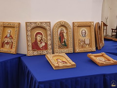 30. Экскурсия по выставке икон 08.07.2019