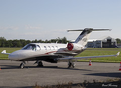 Eagle Express Cessna 525 Citation M2 T7-FOZ (birrlad) Tags: shannon snn international airport ireland aircraft aviation airplane airplanes bizjet private passenger jet parked apron ramp t7foz cessna 525 citation m2 c25m eagle express