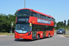 BF65 WKD (WHV78) Go-Ahead London General (hotspur_star) Tags: londontransport londonbuses londonbus londonbuses2019 wrightbus volvoeclipsegemini tfl transportforlondon hybridbus hybridtechnology busscene2019 doubledeck goaheadlondongeneral bf65wkd whv78 202