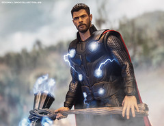 Hot Toys Infinity War Thor (dorklordcollectibles) Tags: hottoys actionfigure toy onesixthscale toyphotography sonya6000 a6000 marvel thor chrishemsworth